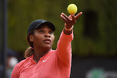talian Open - Serena Williams Practice Session - 10 May 2021