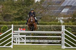 Symons Thomas, BEL, Esteban van Waerde<br /> Nationaal Kampioenschap LRV Paarden<br /> Lummen 2020<br /> © Hippo Foto - Dirk Caremans<br /> 26/09/2020
