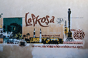 A graffiti in the wall that divide the city of Nicosia, Cyprus.<br /> Nicosia was divided into the southern Greek Cypriot and the northern Turkish Cypriot parts in 1963, following the intercommunal violence that broke out in the city. Today, the northern part of the city is the capital of Northern Cyprus, a de facto state that is considered to be occupied Cypriot territory by the international community. ©Simone Padovani / Awakening