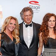 NLD/Utrecht/20180923 - Premiere Mamma Mia, Anna Speller met Marc en Ranate van Toren van Trendyhair