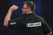 James Wade  during the World Darts Championships 2018 at Alexandra Palace, London, United Kingdom on 28 December 2018.