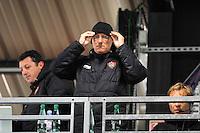 Bernard LAPORTE - 14.03.2015 - Lyon OU / Toulon -  20eme journee de Top 14<br /> Photo : Jean Paul Thomas  / Icon Sport<br /> <br />   *** Local Caption ***