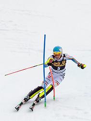 05.03.2017, Podkoren, Kranjska Gora, SLO, FIS Weltcup Ski Alpin, Kranjska Gora, Slalom, Herren, 2. Lauf, im Bild Felix Neureuther (GER, 3. Platz) // third placed Felix Neureuther of Germany in action during his 2nd run of men's Slalom of FIS ski alpine world cup at the Podkoren in Kranjska Gora, Slovenia on 2017/03/05. EXPA Pictures © 2017, PhotoCredit: EXPA/ Johann Groder