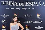 112416 'La Reina de España' (The Queen of Spain) filme, Madrid Premiere