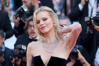 Eva Herzigova at the Ash Is The Purest White (Jiang Hu Er Nv) gala screening at the 71st Cannes Film Festival, Friday 11th May 2018, Cannes, France. Photo credit: Doreen Kennedy