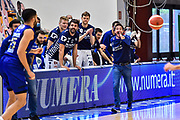 Gianmarco Pozzecco<br /> Banco di Sardegna Dinamo Sassari - Happy Casa Brindisi<br /> LegaBasket Serie A LBA UnipolSai 2020/2021<br /> Sassari 15/11/2021<br /> Foto Ciamillo-Castoria