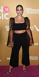 NEW YORK, NY - DECEMBER 06: Dua Lipa attends Billboard Women In Music 2018 at Pier 36 on December 6, 2018 in New York City. 06 Dec 2018 Pictured: Ashley Graham. Photo credit: IS/MPI/Capital Pictures / MEGA TheMegaAgency.com +1 888 505 6342