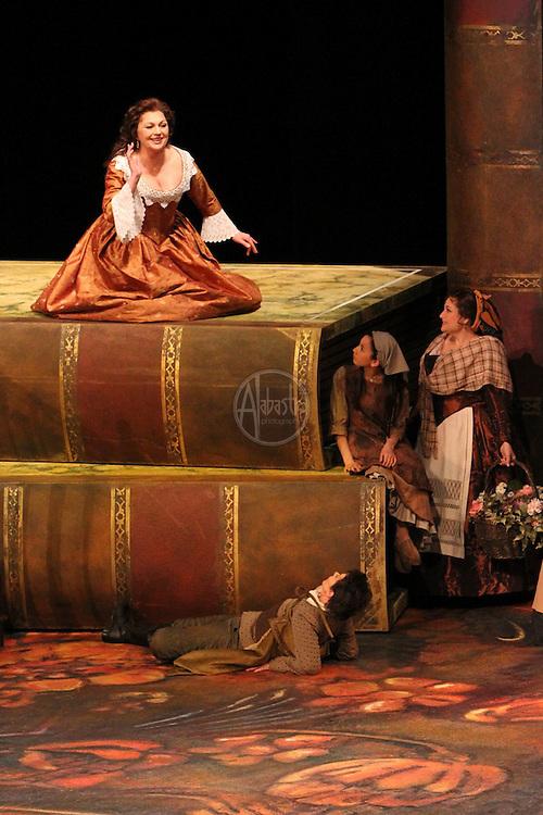 "Seattle Opera's production of Massenet's ""Don Quichotte"""
