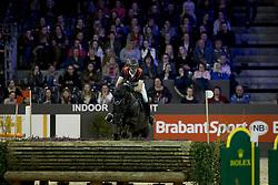 Kooremans Raf, NED, Cavalor Chai Chai<br /> Indoor Brabant - Den Bosch 2017<br /> © Hippo Foto - Dirk Caremans<br /> 09/03/2017