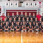 2015 Marist Volleyball - FR