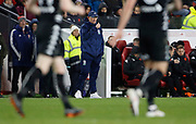 Tony Pulis Manager of Middlesbrough during the EFL Sky Bet Championship match between Middlesbrough and Leeds United at the Riverside Stadium, Middlesbrough, England on 2 March 2018. Picture by Paul Thompson.