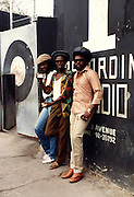 Sly and Robbie with Dillinger