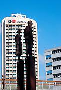 Europe Israel High rise office building, Haim Weitzman street, Tel Aviv, Israel