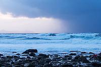 Tatt av vinden.<br /> Foto: Svein Ove Ekornesvåg