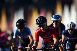 September 23, 2017 - Bergen, NORWAY - 170923 Emilie Moberg of Norway competes during the Women Elite Road Race on September 23, 2017 in Bergen..Photo: Jon Olav Nesvold / BILDBYRÃ…N / kod JE / 160028 (Credit Image: © Jon Olav Nesvold/Bildbyran via ZUMA Wire)