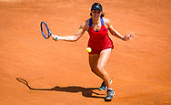 Jessica Pegula of the United States in action during the second round of the 2021 Internazionali BNL d'Italia, WTA 1000 tennis tournament on May 12, 2021 at Foro Italico in Rome, Italy - Photo Rob Prange / Spain ProSportsImages / DPPI / ProSportsImages / DPPI