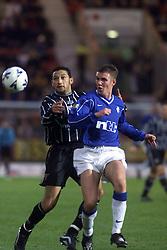 Rangers Kenny Miller during the Dumfermline v Rangers game.