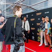 NL/Utrecht/20200701 - Premiere DE PIRATEN VAN HIERNAAST, Coronaproef filmpremiere