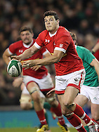 Ciaran Hearn of Canada during the 2016 Guinness Series  autumn international rugby match, Ireland v Canada at the Aviva Stadium in Dublin, Ireland on Saturday 12th November 2016.<br /> pic by  John Halas, Andrew Orchard sports photography.