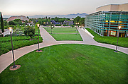 Recreation Center and Performing Arts Center at Soka University