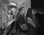 Steve Poltz, Chuck E. Costa, and Mira Stanley  (The Sea the Sea), Sunday Community Celebration