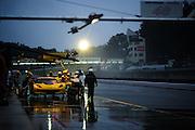October 1- 3, 2015: Road Atlanta, Petit Le Mans 2015 - Magnussen, Garcia, Briscoe,  Corvette Racing C7.R GTLM pitstop
