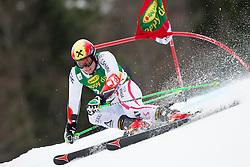 HIRSCHER Marcel of Austria competes during the 1st Run of 7th Men's Giant Slalom - Pokal Vitranc 2013 of FIS Alpine Ski World Cup 2012/2013, on March 9, 2013 in Vitranc, Kranjska Gora, Slovenia. (Photo By Vid Ponikvar / Sportida.com)