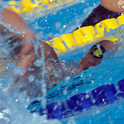 Stephanie Rice, Australia in the 200m Freestyle heats at the World Swimming Championships in Rome on Tuesday, July 28, 2009. Photo Tim Clayton.