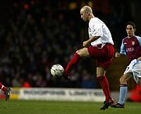 Fotball, 29. november 2003, Premier League, Aston Villa - Southampton 1-0, Chris Marsden, Southamton