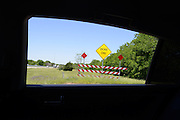 Between Dallas, Texas and St. Francisville, Louisiana on April 25, 2014.