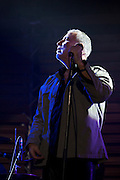 BERNARD LAVILLIERS en concert .Tournée 2011.Photo: Arnold Jerocki