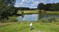 ZWOLLE - hole 14,  Golfclub Zwolle. FOTO KOEN SUYK
