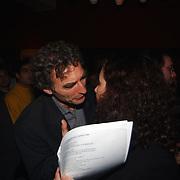 Start verkiezingscampagne GroenLinks, Paul Rosenmˆller en Femke Halsema
