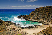 From Here to Eternity Beach - from the famous love scene in the movie of the same name.