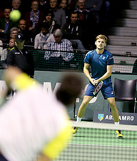 Rotterdam - AMRO World Tennis Tournament - 14 February 2018