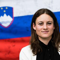 20210611: SLO, Tennis - Reception of Tamara Zidansek at President of RS Borut Pahor