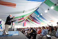 Welcome and Conversations Opening Session of the 2016 Aspen Ideas Festival in Aspen, CO. ©Brett Wilhelm