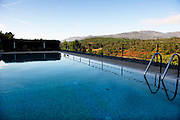 The hotel - SPA Monte Prado is located in the middle of the nature in Melgaço, one of the places with the highest production of vinho verde (green wine) and specifically Alvarinho (one of the type of Vinho Verde. The hotel - SPA is located between the hills and the grapeyards.