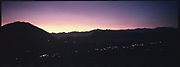 Kabul at sunrise.