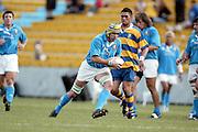 22 June 2003, Italy vs Bay of Plenty, Rotorua Stadium, New Zealand.<br />Andrea Benatti. BOP won 33-30<br />Pic: Sandra Teddy/Photosport
