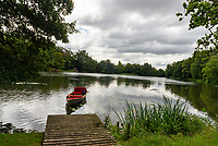 Raft Building at the Also Festival Park Farm, Compton Verney, Warwick 29th aug 2020 photo by Mark Anton Smith