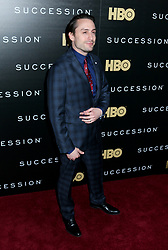 HBO's 'Succession' Premiere Held at the Time Warner Center on May 22, 2018. 22 May 2018 Pictured: Kieran Culkin. Photo credit: Steven Bergman/AFF-USA.COM / MEGA TheMegaAgency.com +1 888 505 6342