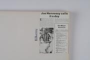 Joe Hennessy, Kilkenny Hurling Team,