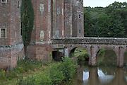 Hertsmonceux Castle, East Sussex, England