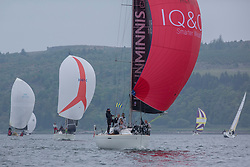 Day 2 Scottish Series, SAILING, Scotland.<br /> <br /> Class 3, Final Call, Beneteau, First 31.7 IRL1003<br /> <br /> The Scottish Series, hosted by the Clyde Cruising Club is an annual series of races for sailing yachts held each spring. Normally held in Loch Fyne the event moved to three Clyde locations due to current restrictions. <br /> <br /> Light winds did not deter the racing taking place at East Patch, Inverkip and off Largs over the bank holiday weekend 28-30 May. <br /> <br /> Image Credit : Marc Turner / CCC