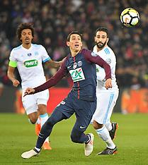 Paris Saint-Germain v Olympique de Marseille - 28 Feb 2018