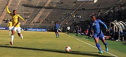 Absa Premiershiship match between SuperSport United and Mamelodi Sundowns.