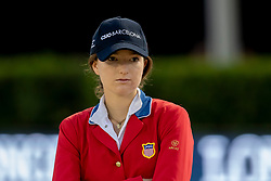 Philippaertsd Nicola, BELDeslauriers Lucy, USA<br /> Longines FEI Jumping Nations Cup™ Final<br /> Barcelona 20128<br /> © Hippo Foto - Dirk Caremans<br /> 05/10/2018