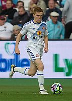 Football - 2016 / 2017 Premier League - West Ham United vs. Sunderland<br /> <br /> Duncan Watmore of Sunderland at The London Stadium.<br /> <br /> COLORSPORT/DANIEL BEARHAM
