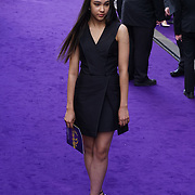 London,England,UK : 15 June 2016 : Jade Alleyne attend the Disney's Aladdin Opening Night at the Prince Edward Theatre on Old Compton Street, Soho, London. Photo by See Li